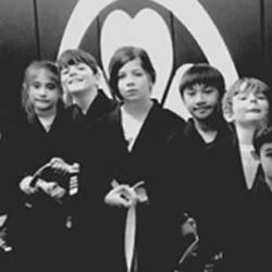 kids karate martial arts birthday party