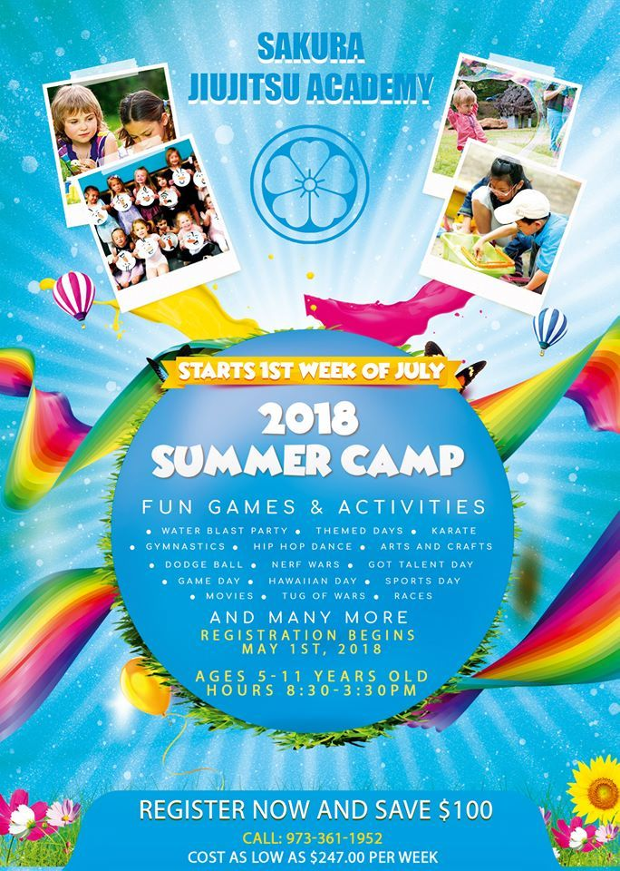 Dover NJ Kids Summer Camp